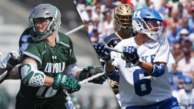 #14 Loyola (MD) vs. #5 Duke (M Lacrosse)
