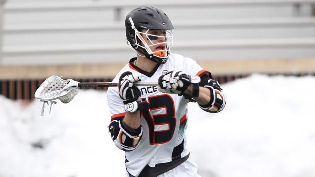 Harvard vs. #20 Princeton (M Lacrosse)