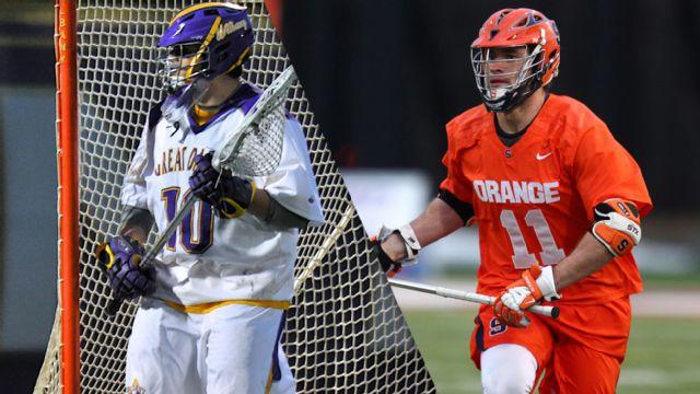 #9 Albany vs. #2 Syracuse (M Lacrosse)