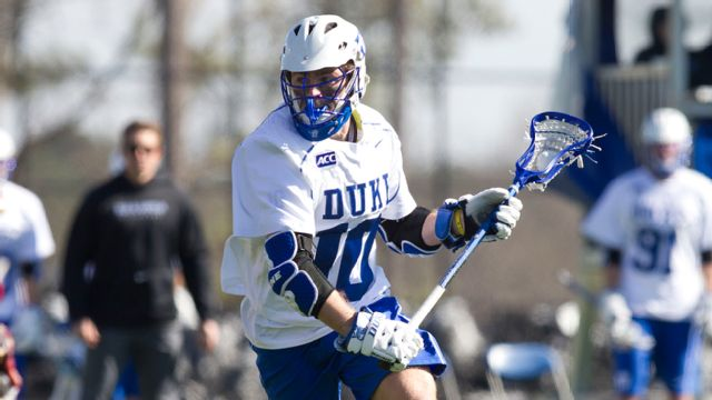 Boston University vs. #5 Duke (M Lacrosse)