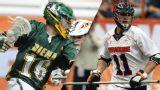 Siena vs. #5 Syracuse (M Lacrosse)