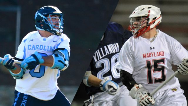 North Carolina vs. #1 Maryland (Championship) (NCAA Men's Lacrosse Championship)