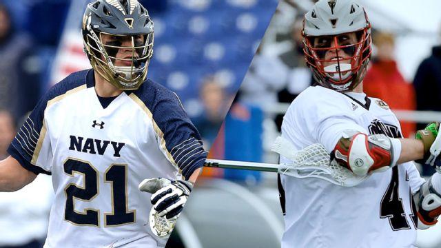 Navy vs. #5 Brown (Quarterfinal #2) (NCAA Men's Lacrosse Championship) (re-air)
