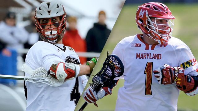 #5 Brown vs. #1 Maryland (Semifinal #2) (NCAA Men's Lacrosse Championship)