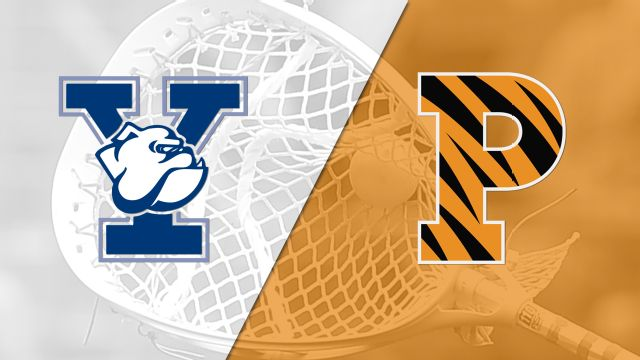 Yale vs. #13 Princeton (M Lacrosse)