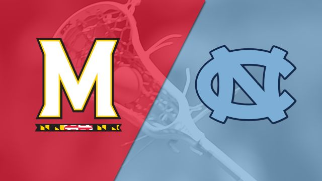 #10 Maryland vs. #14 North Carolina (M Lacrosse)