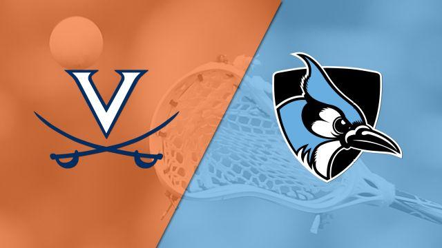 #15 Virginia vs. #17 Johns Hopkins (M Lacrosse)