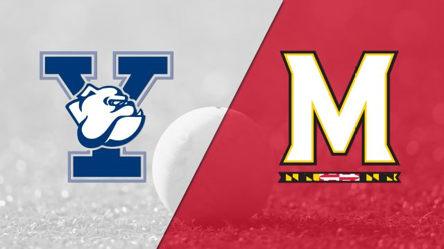 #8 Yale vs. #1 Maryland (M Lacrosse)