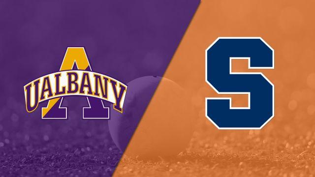 #12 Albany vs. #6 Syracuse (M Lacrosse)