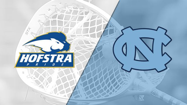 Hofstra vs. #4 North Carolina (M Lacrosse)