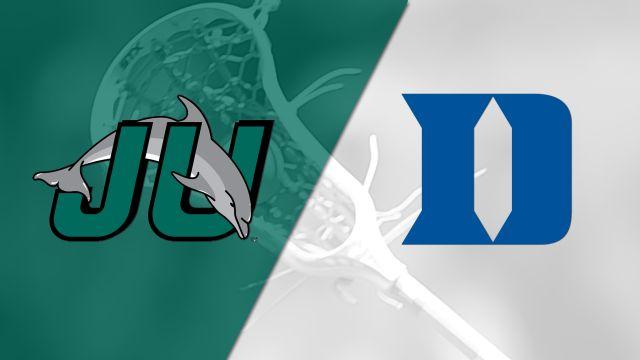 Jacksonville vs. #13 Duke (M Lacrosse)