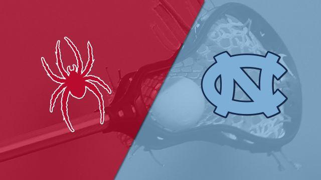 #19 Richmond vs. #9 North Carolina (M Lacrosse)