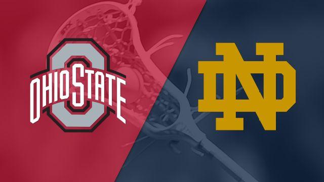 #4 Ohio State vs. #2 Notre Dame (M Lacrosse)