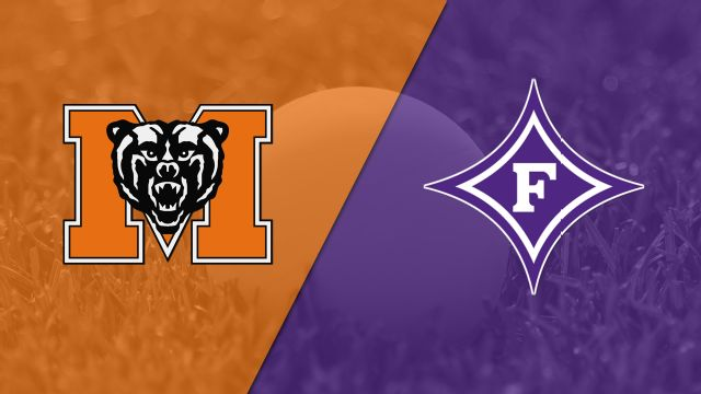 Mercer vs. Furman (M Lacrosse)