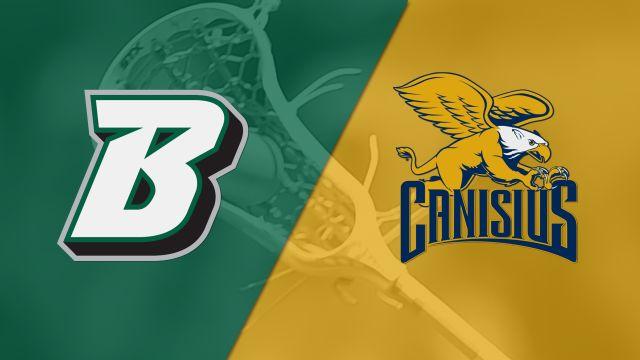 Binghamton vs. Canisius (M Lacrosse)