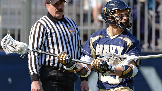 Colgate vs. Navy