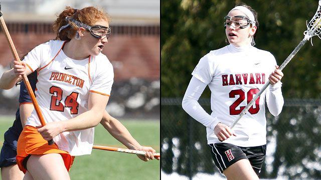 Princeton vs. Harvard