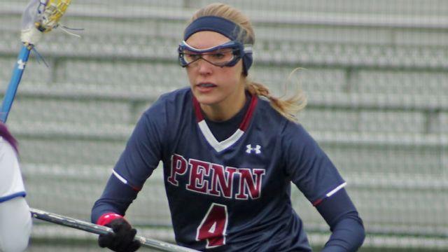 Towson vs. #11 Pennsylvania (W Lacrosse)