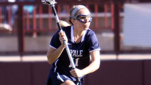 San Diego State vs. Yale (W Lacrosse)