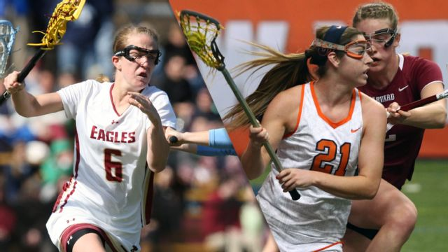 #6 Boston College vs. #2 Syracuse (W Lacrosse)