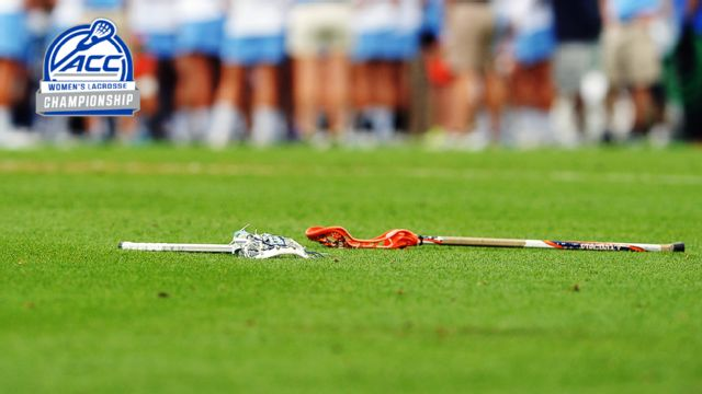 #7 Syracuse vs. #2 North Carolina (Championship) (ACC Women's Lacrosse Championship)