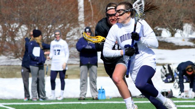 Niagara vs. Monmouth (First Round) (MAAC Women's Lacrosse Tournament)