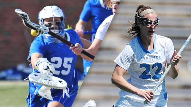 #3 Duke vs. #2 North Carolina (Semifinal #1) (NCAA Women's Lacrosse Championship)