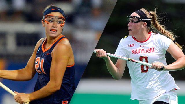 #4 Syracuse vs. #1 Maryland (Semifinal #2) (NCAA Women's Lacrosse Championship)