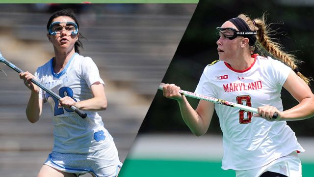 #2 North Carolina vs. #1 Maryland (Championship) (NCAA Women's Lacrosse Championship)