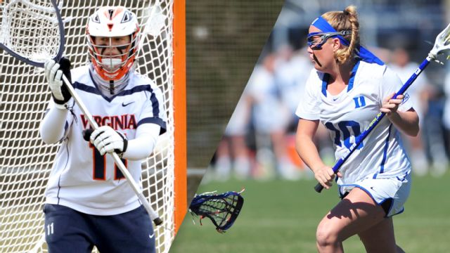 #15 Virginia vs. #17 Duke (Quarterfinal) (ACC Women's Lacrosse Championship)
