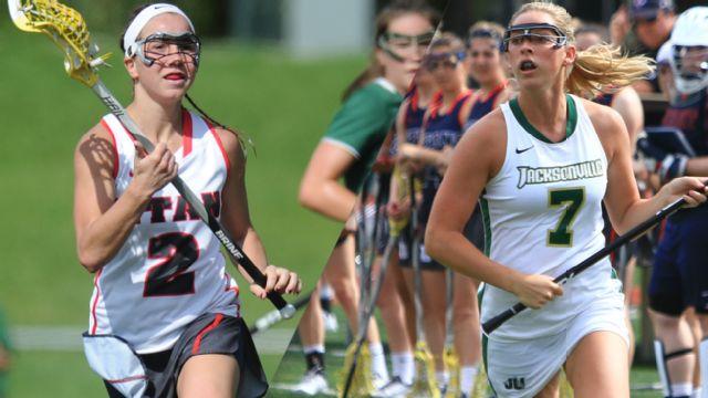 Detroit vs. Jacksonville (Semifinals) (Atlantic Sun Women's Lacrosse Championship)
