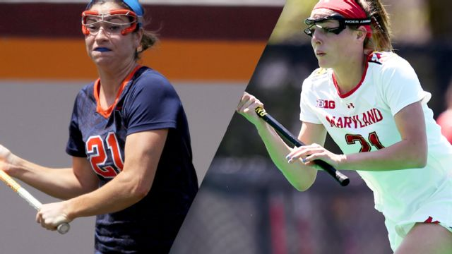 #4 Syracuse vs. #1 Maryland (Semifinal #2) (NCAA Women's Lacrosse Championship) (re-air)