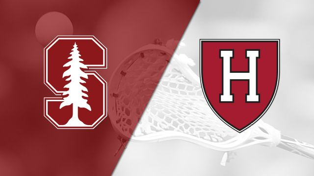 Stanford vs. Harvard (W Lacrosse)