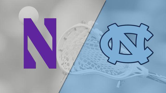 #18 Northwestern vs. #2 North Carolina (W Lacrosse)