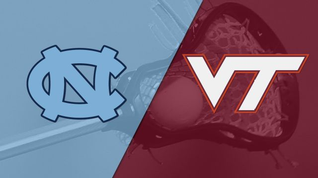 #2 North Carolina vs. #12 Virginia Tech (W Lacrosse)