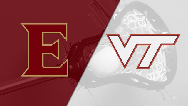 Elon vs. #19 Virginia Tech (W Lacrosse)