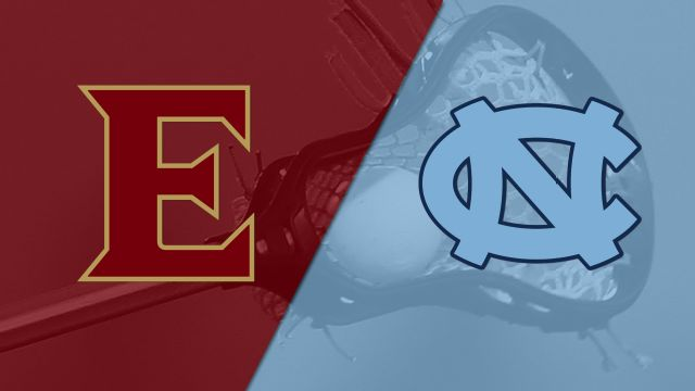 #14 Elon vs. #2 North Carolina (W Lacrosse)
