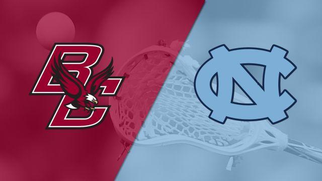 #19 Boston College vs. #2 North Carolina (W Lacrosse)