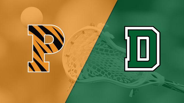 Princeton vs. Dartmouth (W Lacrosse)