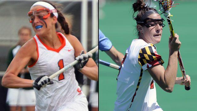 #5 Syracuse vs. #1 Maryland (Semifinal #2): NCAA Women's Lacrosse Championship