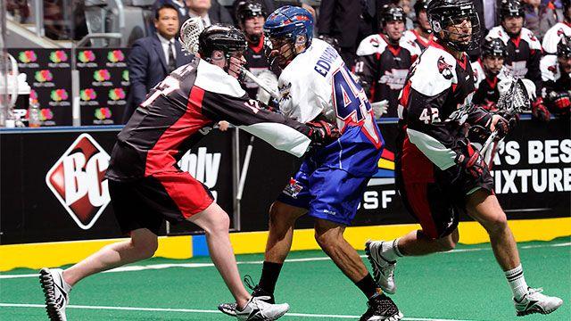 Vancouver Stealth vs. Toronto Rock
