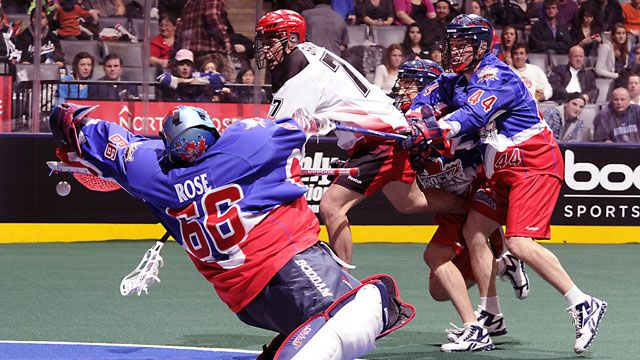 Toronto Rock vs. Calgary Roughnecks
