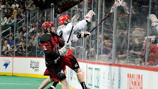 Calgary Roughnecks vs. Colorado Mammoth