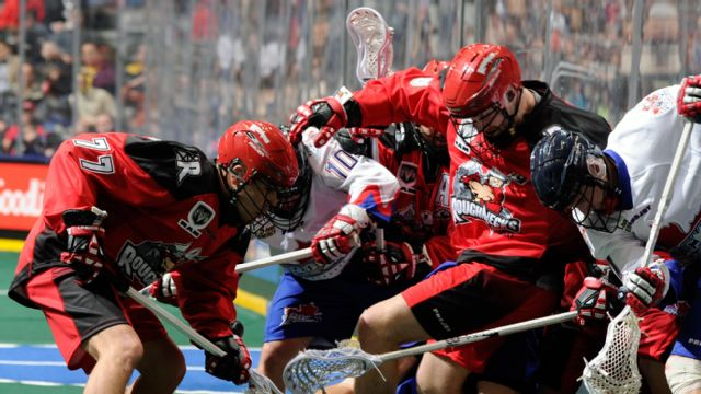 Calgary Roughnecks vs. Toronto Rock