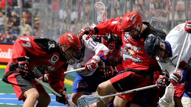 Calgary Roughnecks vs. Toronto Rock