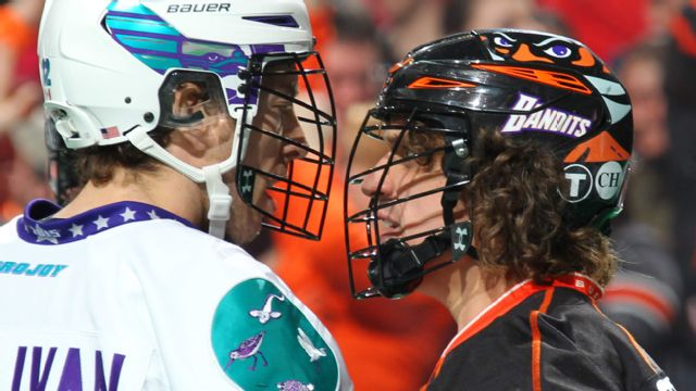 Buffalo Bandits vs. Rochester Knighthawks (East Division Semifinal)