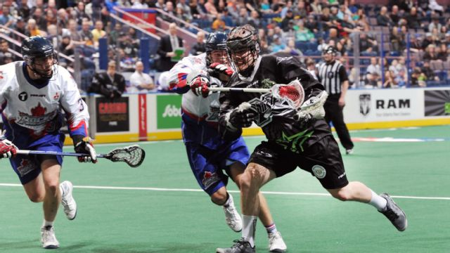 Toronto Rock vs. Edmonton Rush (Champion's Cup Finals, Game 2)