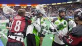 Saskatchewan Rush vs. Colorado Mammoth