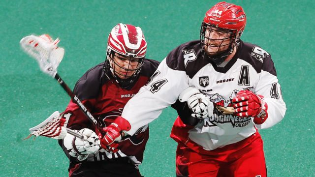 Colorado Mammoth vs. Calgary Roughnecks