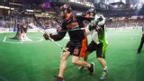 Saskatchewan Rush vs. Buffalo Bandits (Champion's Cup Finals, Game 1)